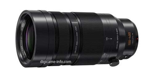 Panasonic Leica DG Vario-Elmar 100-400mm f:4-6.3 lens 2