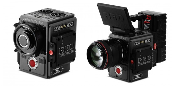 Red Scarlet-W entry-level 5K video camera