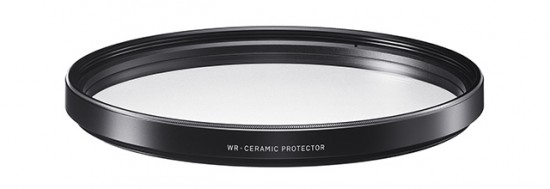 Sigma WR ceramic protector filter 2