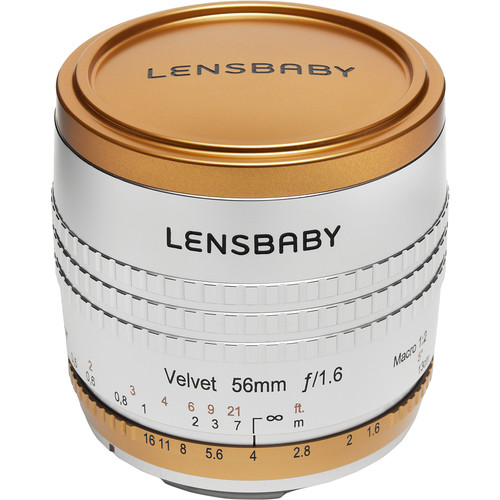 The Velvet 56 Limited Edition lens