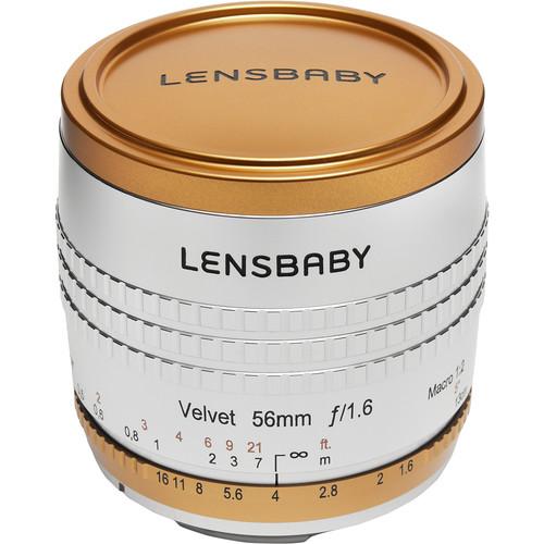 The Velvet 56 Limited Edition lens