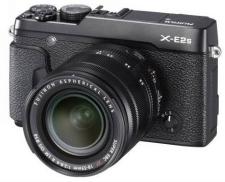 FUJIFILM X-E2S camera black