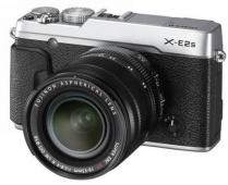 FUJIFILM X-E2S camera silver