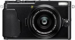FUJIFILM X70 camera black