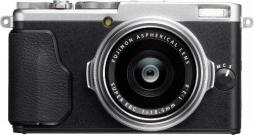 FUJIFILM X70 camera silver