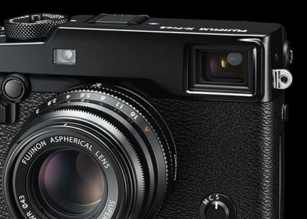 Fuji X-Pro2 black