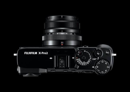Fuji X-Pro2 camera 3