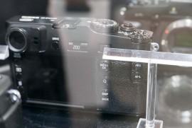 Fuji X-Pro2 camera prototype 3