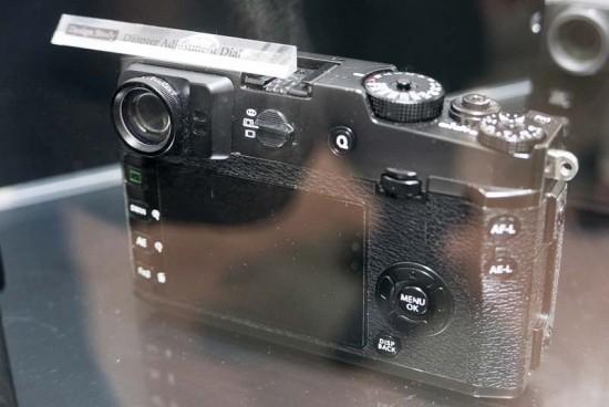 Fuji X-Pro2 camera prototype