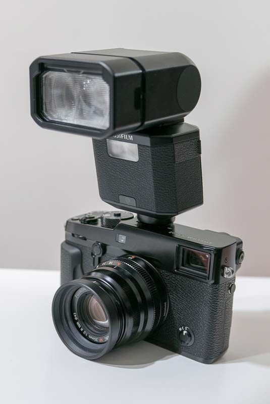 Fuji XF-500 flash