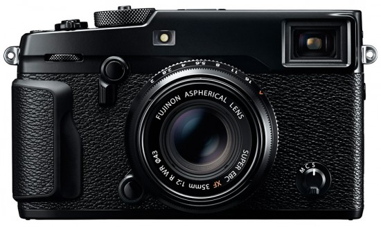 Fuji-XPro2-camera