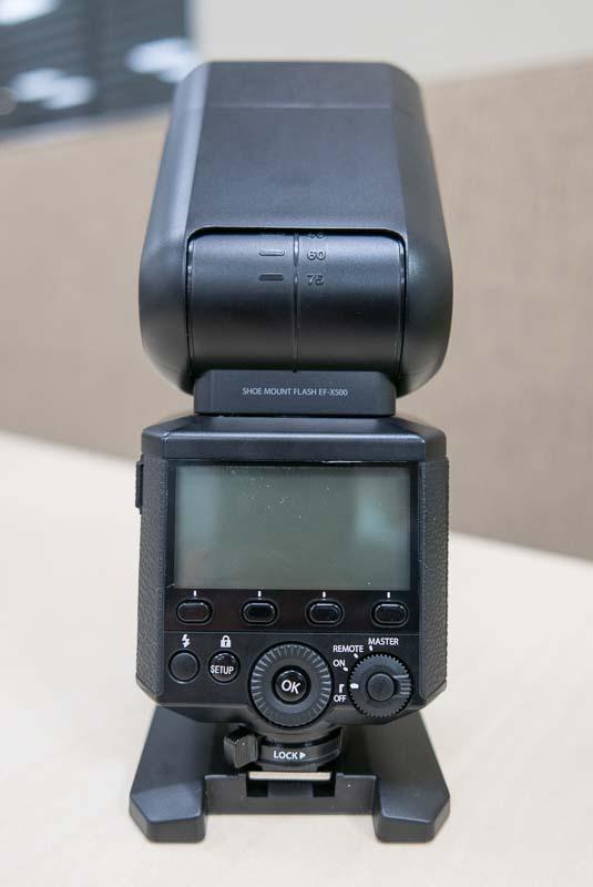Fujifilm XF-500 flash