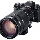 Fujinon XF100-400mm f:4.5-5.6 R LM OIS WR lens