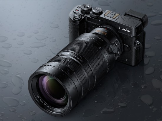 Leica DG Vario-Elmar 100-400mm f:4.0-6.3 ASPH POWER OIS MTF lens