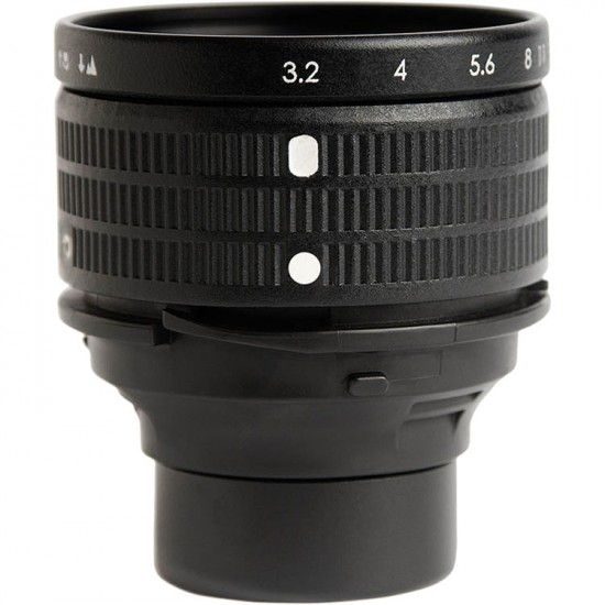 Lensbaby Edge 50 Optic lens
