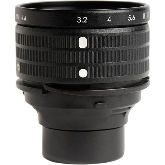 Lensbaby Edge 50 Optic lens