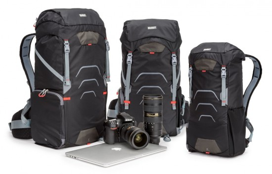 MindShift gear the lightest weight photo backpacks
