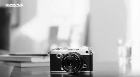Olympus-PEN-F-camera