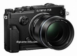 Olympus PEN-F camera
