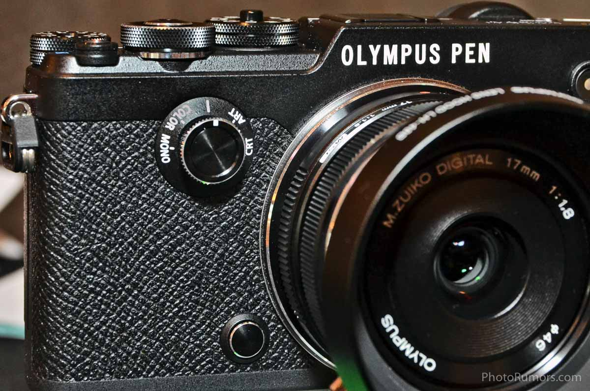 olympus pen f hands on report photo rumors. Black Bedroom Furniture Sets. Home Design Ideas