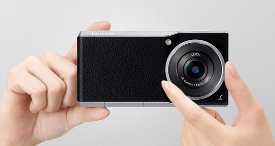 Panasonic-CM10-communication-camera