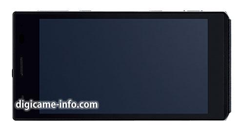 Panasonic DMC-CM10 back