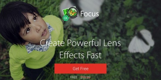 get Macphun Focus CK for free