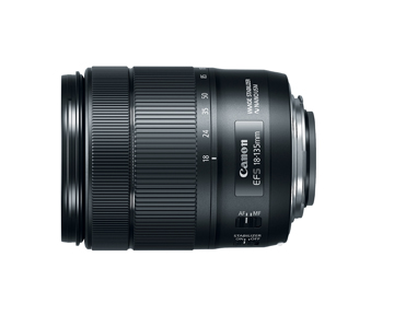 Canon EF-S 18-135mm f:3.5-5.6 IS USM lens