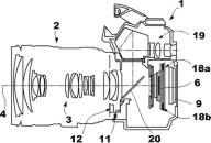 Canon-pellicle-translucent-mirror-camera-patent