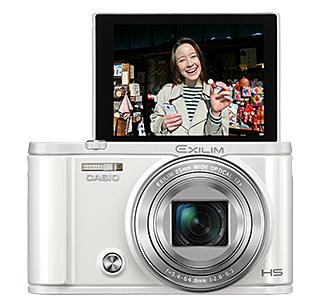 Casio EX-ZR3100 camera