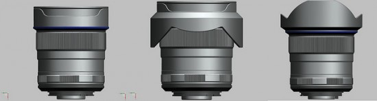 Laowa Zero-D 12mm f:2.8 lens