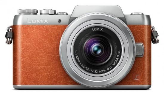 Panasonic GF8 camera