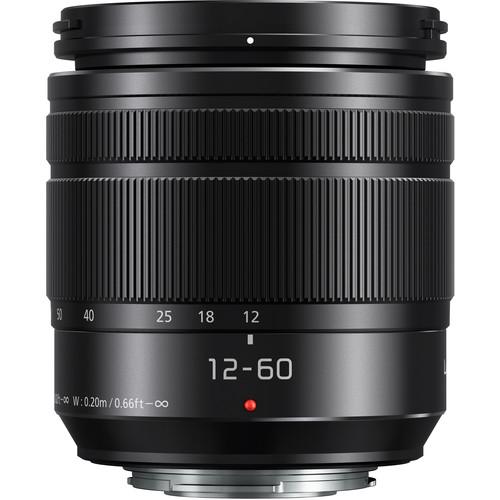 Panasonic Lumix G 12-60mm f:3.5-5.6 ASPH. POWER O.I.S. lens 2
