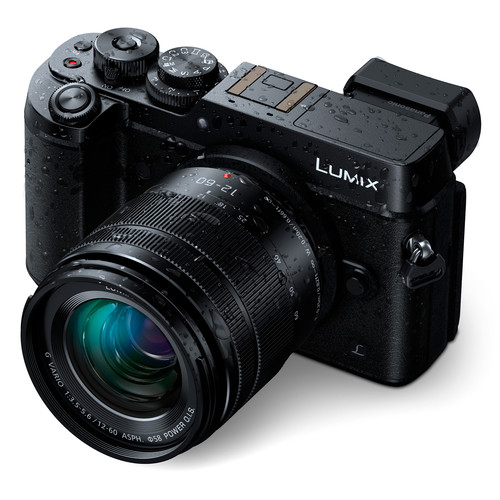 Panasonic Lumix G 12-60mm f:3.5-5.6 ASPH. POWER O.I.S. lens