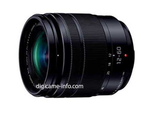 Panasonic Lumix G Vario 12-60mm f:3.5-5.6 OIS lens