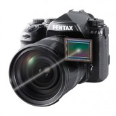 Pentax K-1 DSLR full frame camera 2
