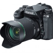 Pentax K-1 DSLR full frame camera 3