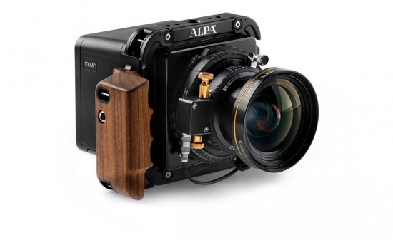 PhaseOne ALPA A-series IQ3 100MP camera system