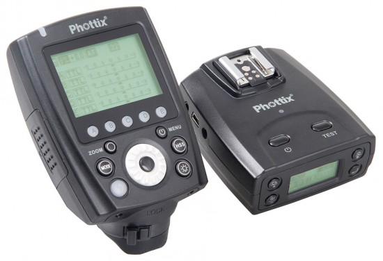 Phottix-Odin-II-TTL-flash-trigger
