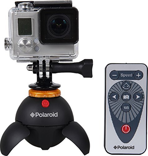 Polaroid Remote-Controlled Panorama Eyeball Head Spins 360