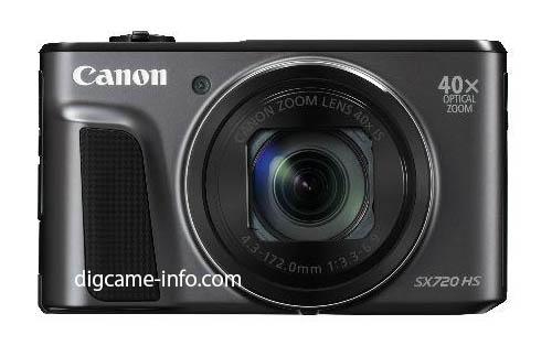 PowerShot SX720 HS camera