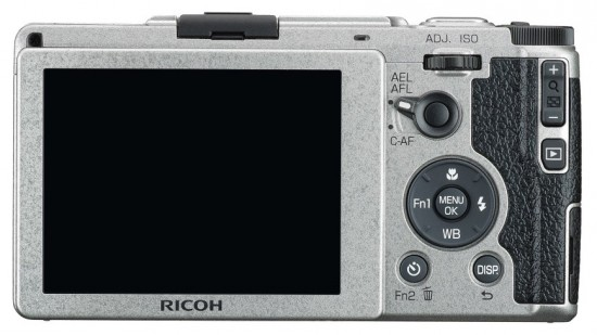 Ricoh-GR-II-Silver-Edition-camera