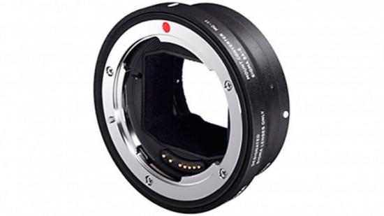 Sigma MC-11 lens adapter Canon EF and Sigma SA to Sony E-mount