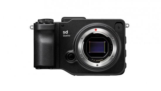 Sigma sd mirrorless camera 2