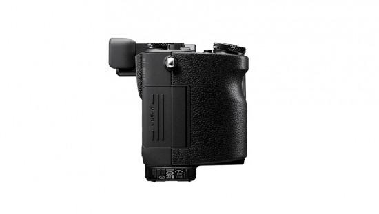 Sigma sd mirrorless camera