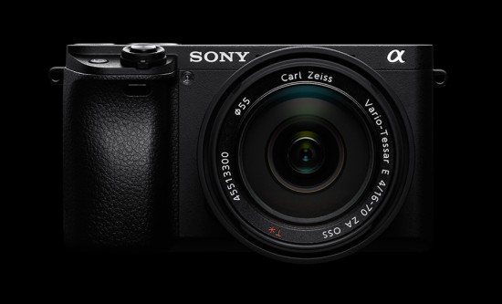 Sony-α6300-camera