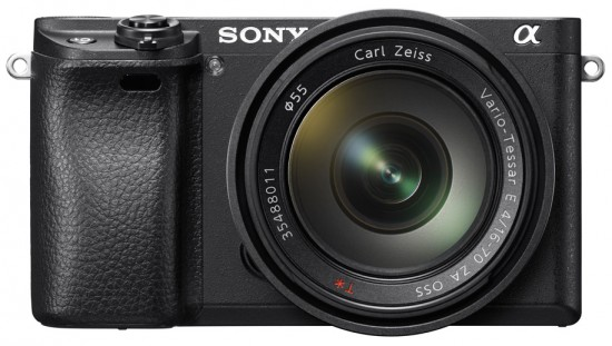 Sony-a6300-mirrorless-camera-front