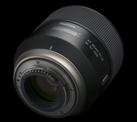 Tamron SP 85mm F:1.8 Di VC USD Model F016 lens design