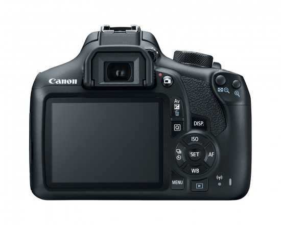 Canon EOS Rebel T6 300D DSLR camera