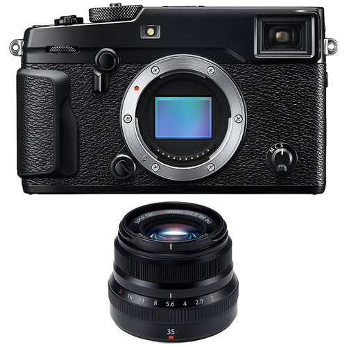 Fuji X-Pro2 35mm lens kit savings